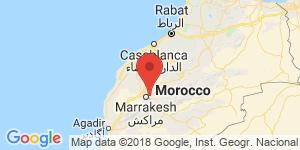 adresse et contact Villa Maidan Al Arsa, Marrakech, Maroc