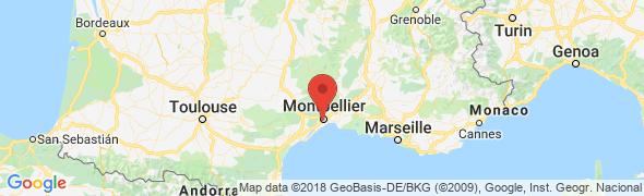 adresse dmax-isuzu.fr, Saint-Jean-de-Védas, France