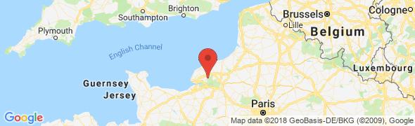 adresse reflexologie-kerouedan.com, Saint Nicolas de la Haie, France