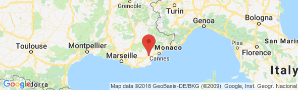 adresse universpara.com, Le Muy, France
