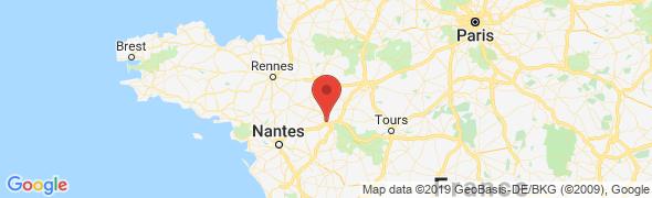 adresse delanoue-paysage.com, Avrillé, France