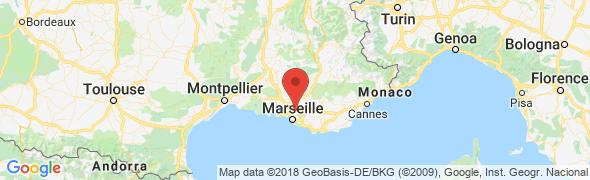 adresse osteopathe-viggiano13.com, Simiane-Collongue, France