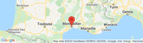 adresse vincentcadoret.fr, Montpellier, France