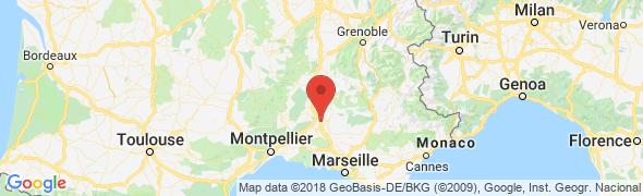 adresse a2d-immobilier.fr, Bédarrides, France