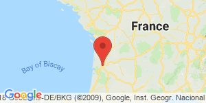 adresse et contact FranCk CAZAUX, Bordeaux, France