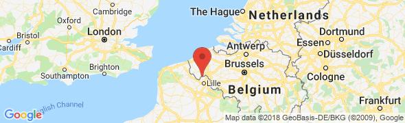 adresse rapid-pub.com, Comines, France