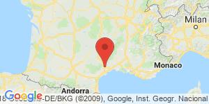 adresse et contact Webamatics, Lacoste, France