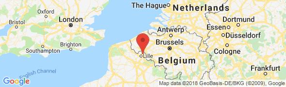 adresse courtdem.fr, Wasquehal, France