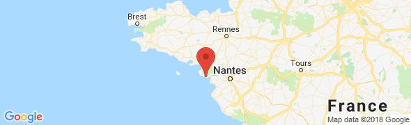 adresse immoneufatlantique.com, Ste Marguerite de Pornichet, France