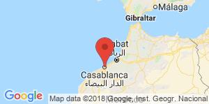 adresse et contact Garmin, Casablanca, Maroc