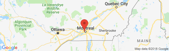 adresse scores.ca, Montréal, Canada