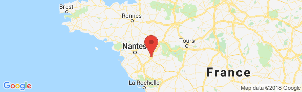 adresse rodrigues-sa.com, Cholet, France