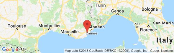 adresse australyn-web.com, Roquebrune-sur-Argens, France