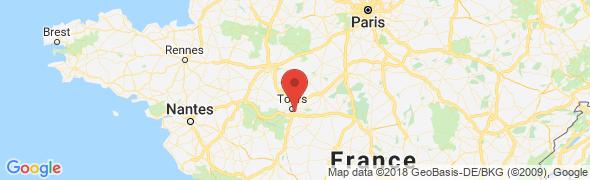 adresse maison-dtt.fr, St Avertin, France
