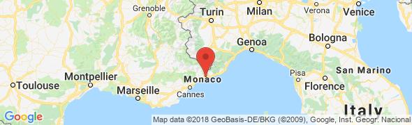 adresse aqualec-menton.com, Menton, France