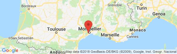 adresse dg-diffusion.fr, Fabrègues, France