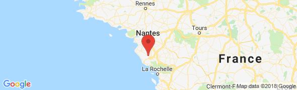 adresse pymprod.com, Venansault, France
