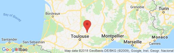 adresse gite-tarn.mag360.eu, Cestayrols, France