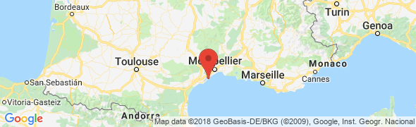 adresse corniche-immobilier.fr, Sète, France