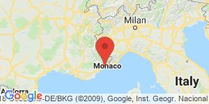 adresse et contact Cabinet d'ostéopathie Florian Prucca, Nice, France