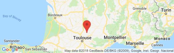 adresse aventureceleste.com, Vaour, France