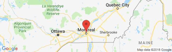adresse dreduclos.com, Montreal, Canada