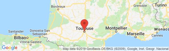 adresse cesarenori.fr, Toulouse, France