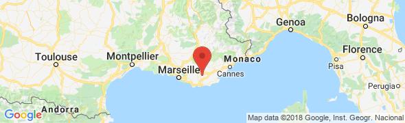 adresse korin.fr, Sainte-Anastasie-sur-Issole, France