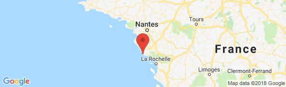 adresse camping-les-pirons.com, Le Château-d'Olonne, France