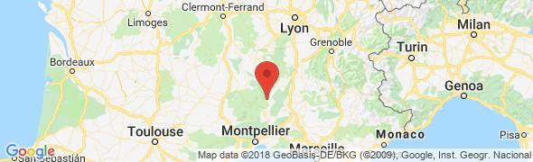 adresse asa-communication.fr, Saint Paul le Jeune, France