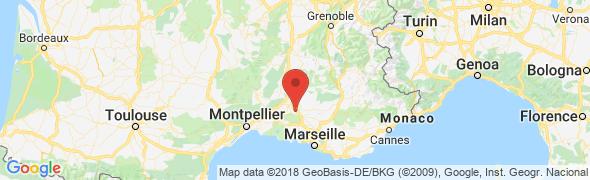 adresse nouvel-atelier-toscan.fr, Saint Andiol, France