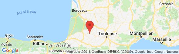 adresse gymdomicile.fr, Noulens, France