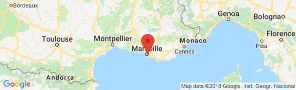 adresse protis.net, Marseille, France