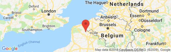 adresse sarl-maes-leniere.fr, Merville, France