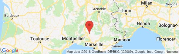 adresse centre-dentaire.net, Carpentras, France