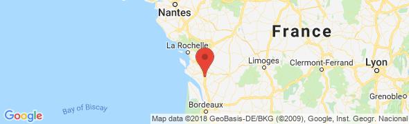 adresse cloture-portail-huguet.fr, Berneuil, France
