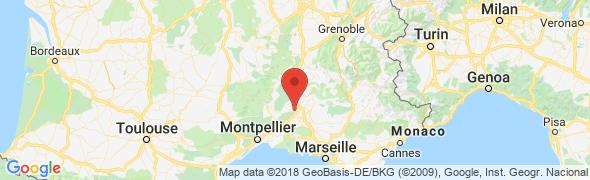 adresse lemasdelatreille.com, Saint-Laurent-des-Arbres, France