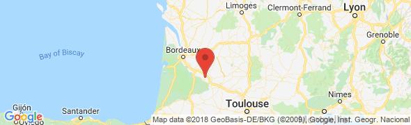adresse malvirade.com, Grezet-Cavagnan, France