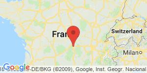 adresse et contact Vinciane Langlois, Gerzat, France