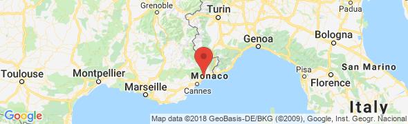 adresse lareiniere.com, Nice, France