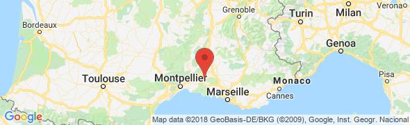 adresse tarascon-taxi-service.com, Tarascon, France