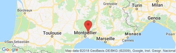 adresse moulindevillevieille.com, Villevieille, France