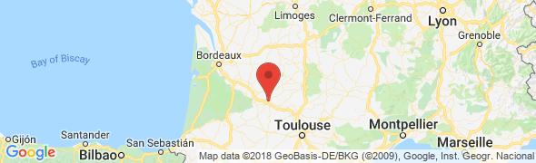adresse agendor.fr, Agen, France
