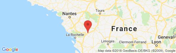 adresse www.fallourd-79.com, Saint-Maixent-l'École, France