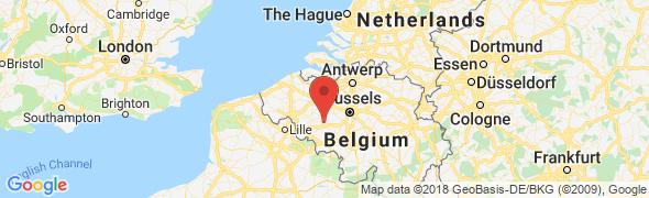adresse magic-arts-lessines.com, Hainaut, Belgique