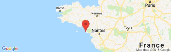 adresse restaurant-leneptune.fr, Le Croisic, France