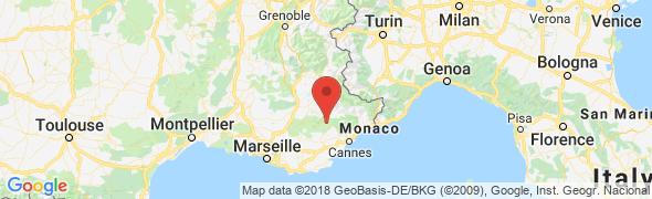adresse destination-ailleurs04.com, Castellane, France
