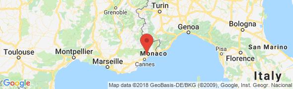 adresse restaurantscordel.com, La Colle-sur-Loup, France