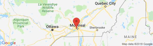 adresse ribnreef.com, Montréal, Canada