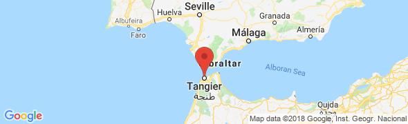 adresse villajosephine-tanger.com, Tanger, Maroc